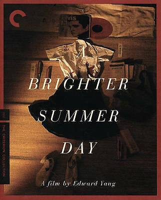 A Brighter Summer Day (The Criterion Collection) [Blu-ray] New DVD! Ships Fast!