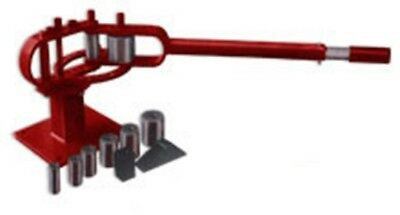 Heavy Duty Bench Mounted Steel Pipe and Tubing Tube Bender Bending Tool