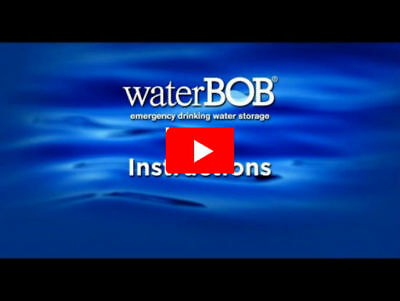 WaterBOB Emergency Drinking Water Storage 100 Gallons Fresh Water For Disasters  sc 1 st  PicClick & WATERBOB EMERGENCY Drinking Water Storage 100 Gallons Survival ...