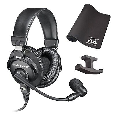 d894802dbea Audio Technica BPHS1 Broadcast Stereo Headset -INCLUDES- Antlion Audio Pro.