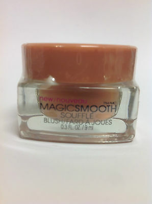 L'Oreal Magic Smooth Souffle Blush Angelic/Coral #844 NEW AND SEALED.