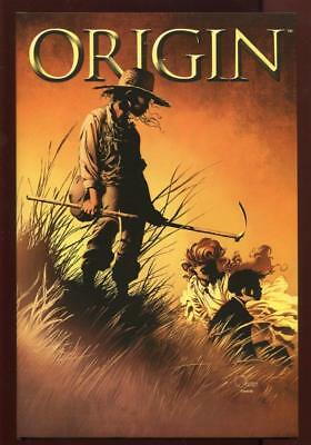 Origin - The True Story Of Wolverine - 1St Edition Oversized Hardcover - 2002