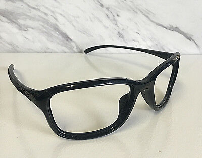 2c0107bbedd6 New Authentic Oakley She s Unstoppable Black Sunglasses (Frames Only) 9297  01