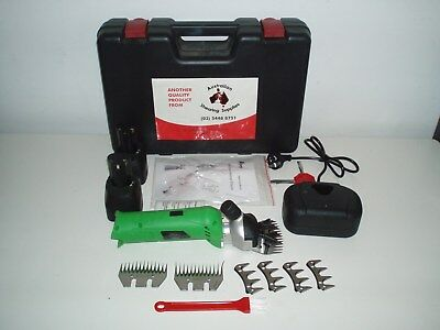 Cordless Sheep Shearing Handpiece Battery, Rechargeable, Hand Piece