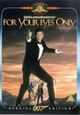 For Your Eyes Only DVD (2000) Roger Moore