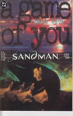 SANDMAN 36...VF/NM...1992...A Game of You Part 5...Bargain!