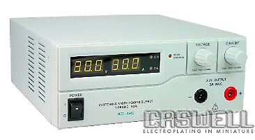 30 Amp Constant Current Rectifier 0-30V