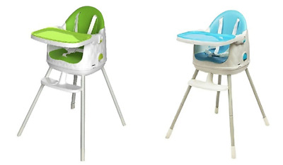 Keter Multi Dine Highchair that Grows with Your Baby Toddler 👶 Blue Green