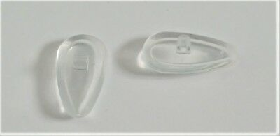 Oakley 3184 Tincup Crystal Kit Naselli Nosepads Replacement Ricambio Vista