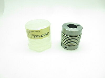 New Gam KLC-50 Bellows Coupling 19mm X 28mm