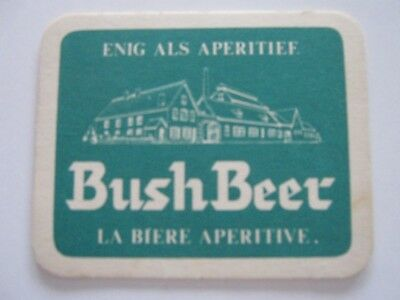 S-B coasters bierdeckel ANCIEN BUSH BEER