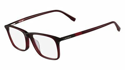 003f8615932 Lacoste L2752 615 Red 56mm Eyeglasses Rx 2752