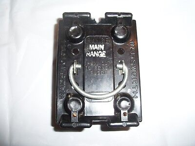 Wadsworth fuse box free download wiring diagrams wadsworth 60 amp range fuse panel pull out fuse holder pullout on cartridge fuse box for sciox Choice Image