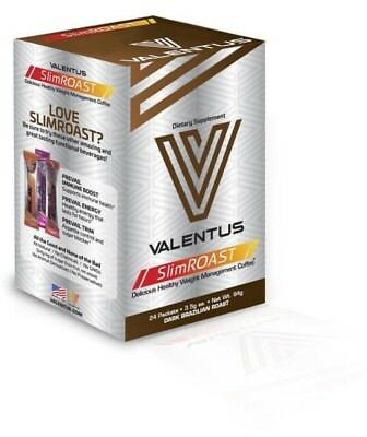 Valentus Slimroast Coffee Cocoa Trim Juice Weight Loss Products