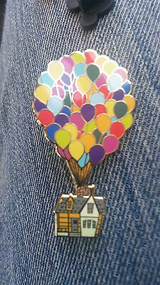 Disney Store Europe UP Vue Cinema Pin 2009 Very Rare HTF Pin Carl's house baloon