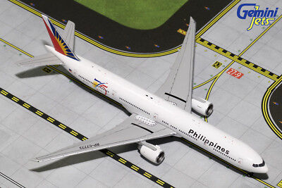 Gemini Jets 1:400 Scale Philippine Airlines Boeing 777-300ER RP-C7773 GJPAL1581