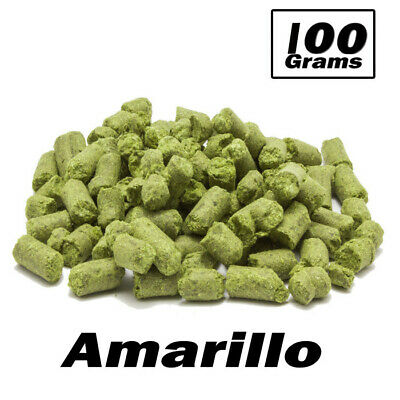 100g Amarillo Hop Pellets 2 X 50g Hops Alpha Acid 8.0~11% USA Home Brew   FP