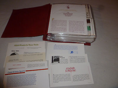 The Westminster Collectors Society First Day Cover Stamp Lot 200+ Great Britain