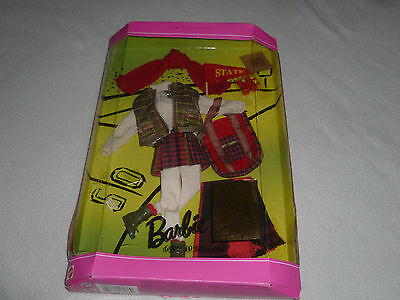 New Barbie Goin To The Game Fashions Set 16076 Mattel  Millicent Roberts Nib