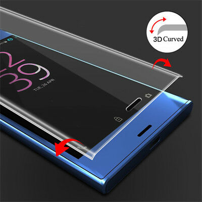 3D Full Cover Tempered Glass Screen Protector For Sony Xperia XZ2/ XZ2 Compact