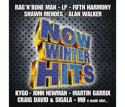 Musica SONY MUSIC - VARIOUS - NOW WINTER HITS 2016   - VARIOUS 22 tracce