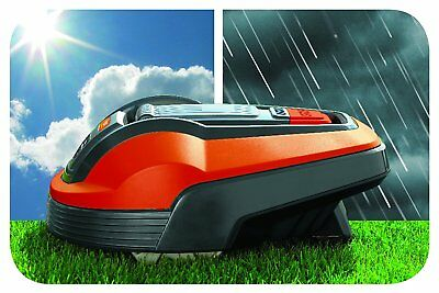 Flymo 1200R Robotic Lawnmower 9676450-03 For Gardens Up To 400m2 Waterproof
