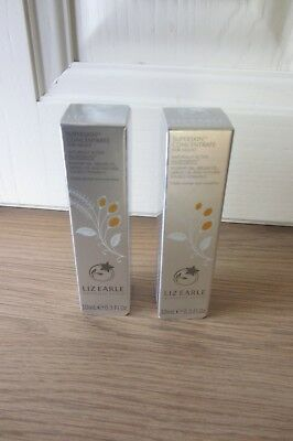 Liz Earle Superskin Concentrate for Night 10ml  X 2 ~ New & Boxed ~ FREE P&P