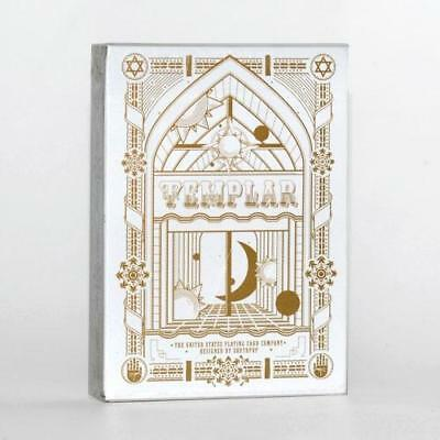 Templar Playing Cards Gold Limited Edition designed in London