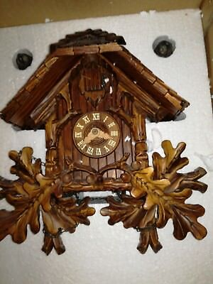 Black forest cuckoo clock collectors clock wren bazar big ben