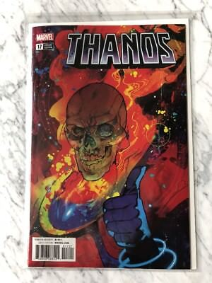 Thanos #17 Ward Variant Cover Cosmic Ghost Rider Silver Surfer Sold Out Nm