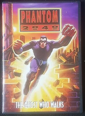 NEW Phantom 2040: The Ghost Who Walks (DVD)