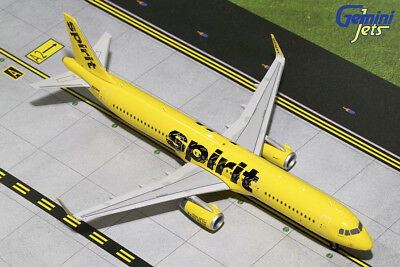 Gemini Jets 1:200 Scale Spirit Airlines Airbus A321-200(S) N668NK G2NKS620