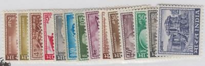 India 405 - 422 Mint Never Hinged Og ** No Faults Extra Fine !
