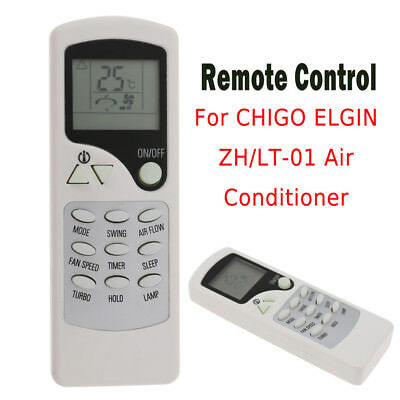 Smart Remote Control Replacement For CHIGO ELGIN ZH/LT-01 Air Conditioner