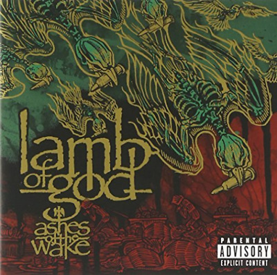 Lamb Of God-Ashes Of The Wake (Explicit)  CD NEW