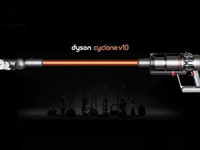 Dyson Cyclone V10 Absolute Stick Cordless Vacuum Cleaner, NIB SHIP FROM STORE