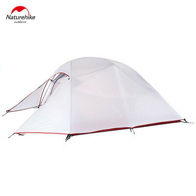 Naturehike Portable Lightweight 20D 380T Silicone Waterproof Camping Hiking Tent