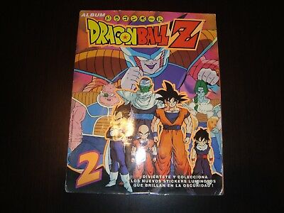 DBZ album Dragon Ball Z2 Very Good Condition All Completed Z2 Completa Coleccion
