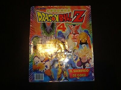 DBZ album Dragon Ball Z4 Very Good Condition All Completed Z4 Completa Coleccion