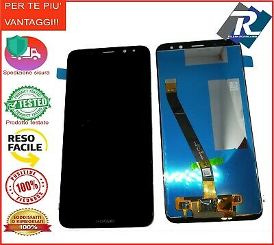 TOUCH SCREEN LCD DISPLAY HUAWEI MATE 10 LITE  RNE-L01 RNE-L21 Nero No frame