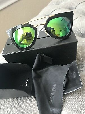 Prada Women's  Cinema Green