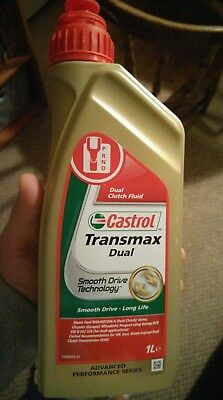 Castrol Transmax Dual(Diaqueen replacement SST Fluid for Evo X & Ralliarts)(7L)