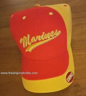 US Marine Corps Military Ball Cap - High Quality USMC Hat, Authentic VANGUARD