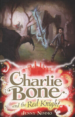 Charlie Bone: Charlie Bone and the Red Knight by Jenny Nimmo (Paperback)