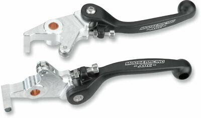 Moose Racing ATV Flex Brake Levers By ARC (Black) 0614-0710