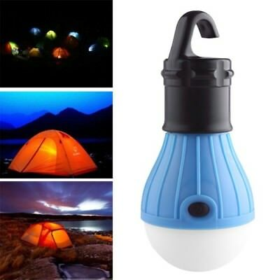 Multifunctional Outdoor Campng LED Tent Light Flashlight Portable Electric Torch