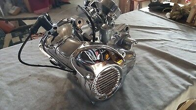 Flandria Moped Engine