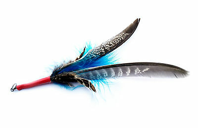 Purrs Feather Spinning Attachment - Single -Fits PurrSuit, Frenzy, Da Bird Wands