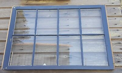 Vintage Sash Antique Wood Window Unique Frame Pinterest Wedding 8 Pane Navy Blue