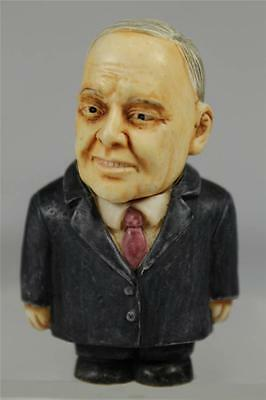 Harmony Kingdom / Ball Pot Bellys / Belly 'Herbert Hoover' #PBHHH Ret New In Box